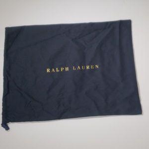 Ralph Lauren Dust Cover